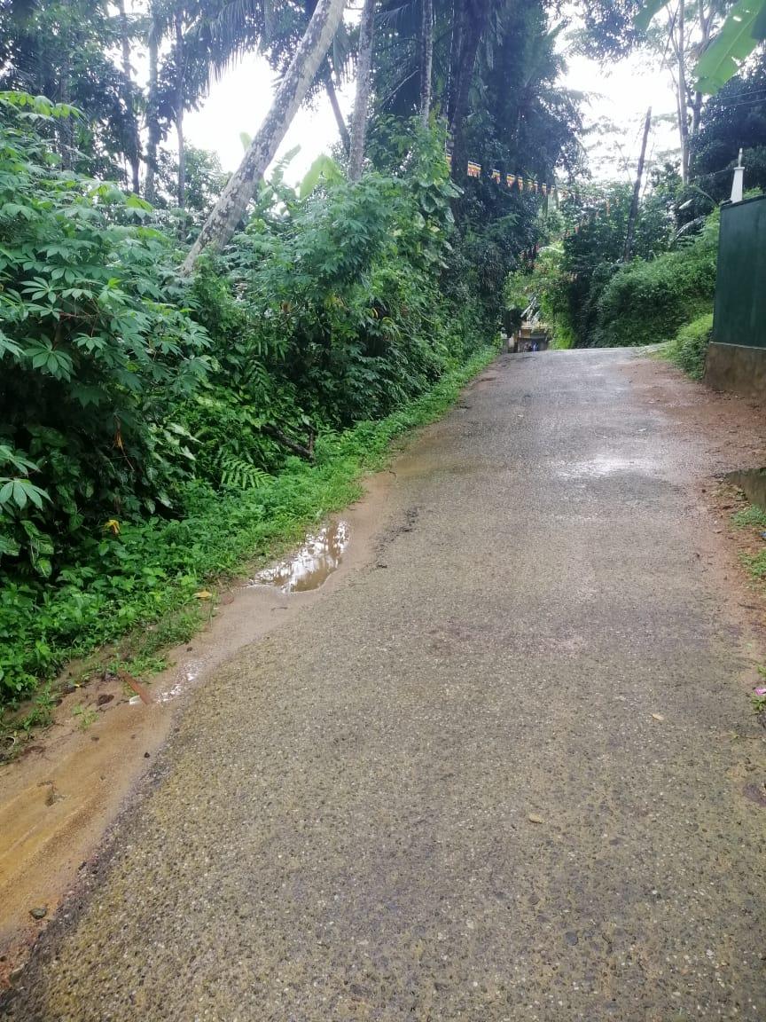 2019-09-21 - kahanda road